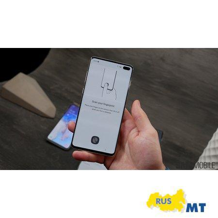 Samsung исправила работу сканеров отпечатков пальцев в смартфонах